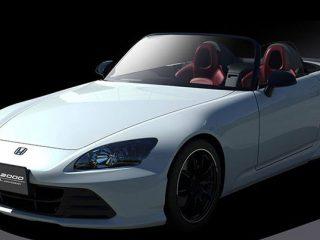 รถใหม่ฮอนด้างานTokyo Auto Salon 2020