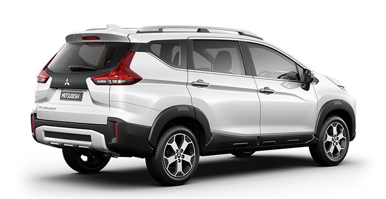 รถใหม่Mitsubishi Xpander CROSS 2020