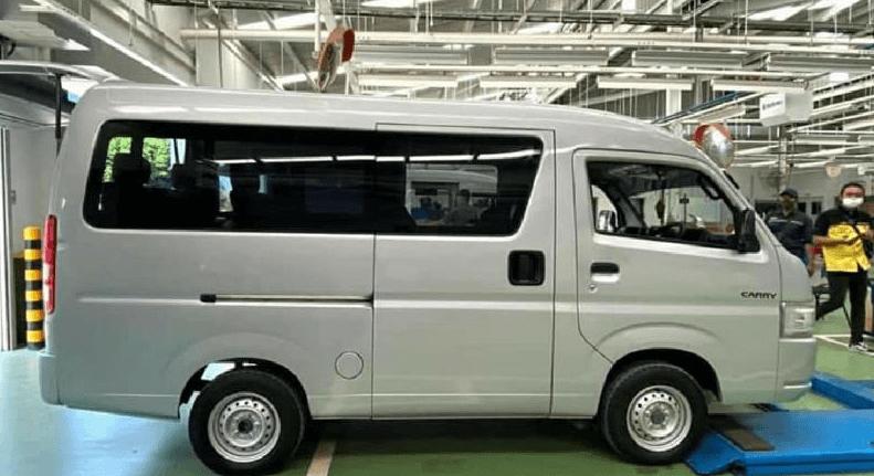 Suzuki Carry Minibus 2021